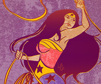 Wonder Woman Gets a Tan