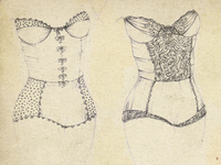 Lingerie item designs