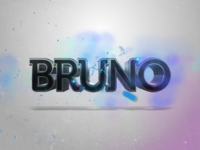 3D Logo - Bruno Dylan Pierce