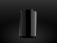 New Mac Pro + [source]