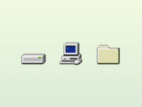 Windows Retro OS Icon