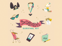 Disneyland Survival Kit