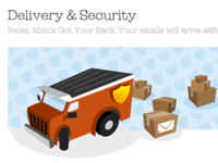 Delivery and Security
