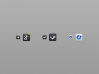 Social Icon Additions