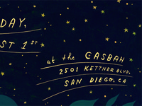 stargazers: the casbah