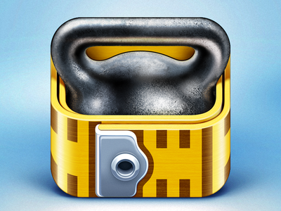 Fitness Pro HD App Icon