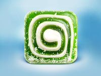 Sweet iOS App Icon
