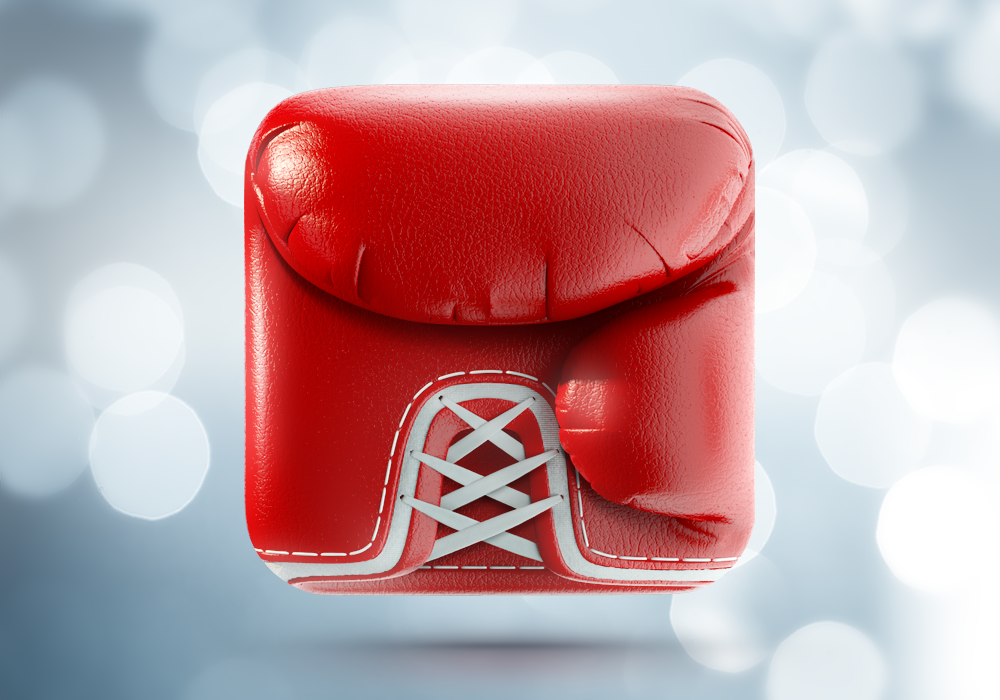 boxing glove 512x512 30 Epic App Icon Designs