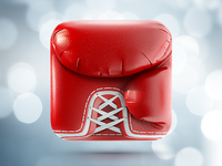 Boxing Glove App icon