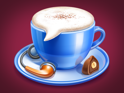 Ramotion-ichat-mac-icon-design