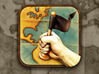 Application icon for upcoming iOS Game