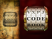 Codebook App Icon