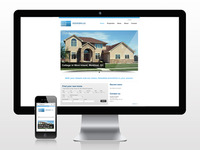 Responsive Design WIP for Simobilia (Real Estate)