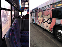 Global Bus Wrap