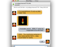 Link Old Man Ichat