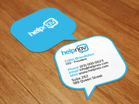 Help Nav Business Cards