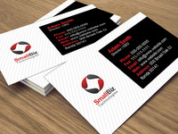 Free Clean Business Cards