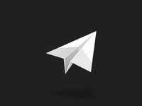 """Paperplane / Share"" icon"