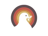 Peace Dove Logo