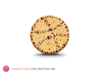 Dribbble Cookie