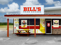 Bill's Store Front