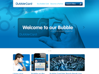 The Bubble Card - Web