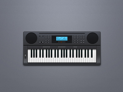 Synthesizer_dribbble