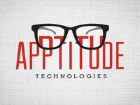Apptitude Glasses Logo