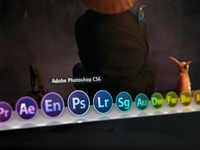 Adobe Master Collections Icons