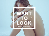 Want To Look