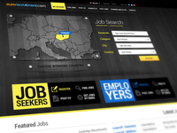 Eurorecruitment first visual