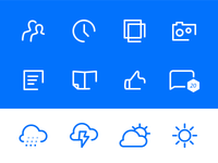 Rectify Icons