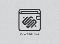 Squarespace Commerce Logo