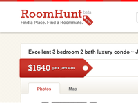 Roomhunt Interior