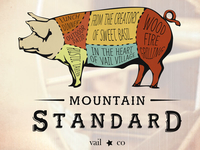 Mountain Standard Bus Ad