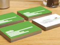 Emerge Business cards