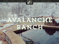 Avalanche Ranch Concept 2.1