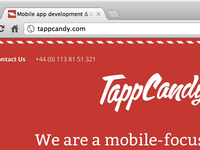 TappCandy.com is live!