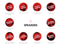 AgentPress - Speakers
