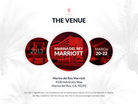 AgentPress - The Venue
