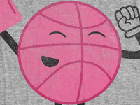 Ball Boy (a dribbble thank you)