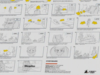 Tinkoff digital storyboard