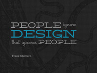 My Favorite Design Quote