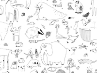 LOTS of animals