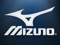 Mizuno Logo Treatment