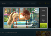Trailer viewer for Movistar Video