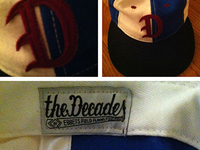 The Decades Hat Co x Ebbets