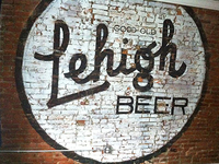 """Good Old Lehigh Beer"" 10'"