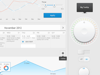 Dashboard - User Interface Template