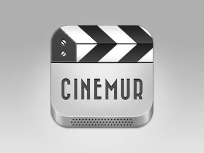 Cinémur iPhone icon